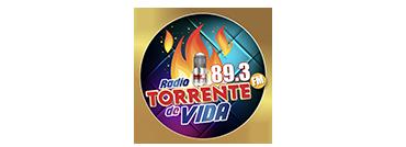 Radio Torrente de Vida Logo